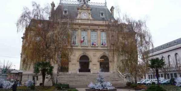 La droite et le centre unis à Asnières.