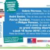 Jeudi 18 Février – Grand meeting à Issy-Les-Moulineaux.