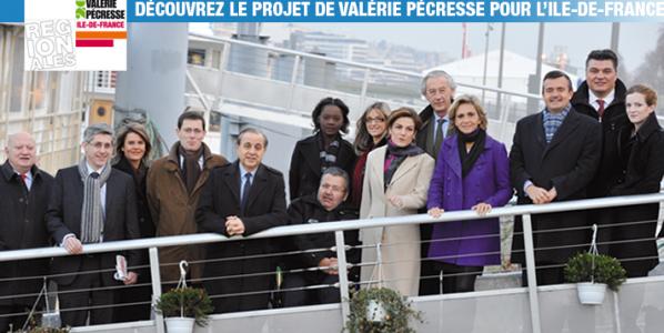 Les jeunes actifs des hauts-de-seine avec Valérie PECRESSE. RDV Samedi à Gennevilliers.
