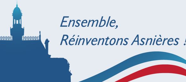 Communiqué de Presse de Réinventons Asnières – Investiture UMP –