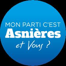 Municipales 2014- Asnières avec la liste Mon parti c'est Asnières.