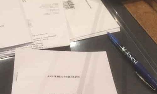 Débat d'orientations budgétaires 2017 de la commune d'Asnières.