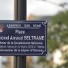 Cérémonie d'hommage au Colonel Arnaud Beltrame.